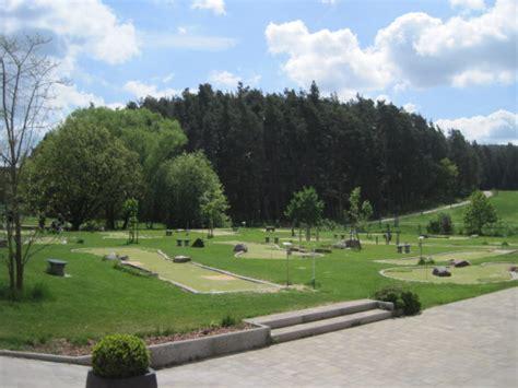 Minigolf Großer Garten by Minigolf Am Altm 252 Hlsee Und Brombachsee Unser Seenland