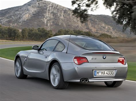 bmw z4 coupe 2006 car wallpapers 038 of 84