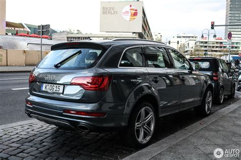 audi q7 tdi audi q7 v12 tdi 30 april 2017 autogespot