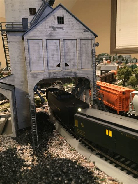 layout update model mike s layout update model railway layouts plansmodel