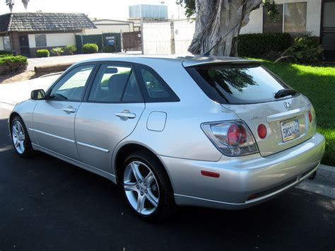 lexus wagon 2005 lexus is300 sold 2005 lexus is300 sport cross