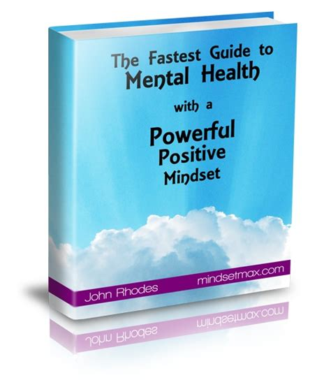 help yourself to positive mental health books the fastest guide to mental health mindsetmax