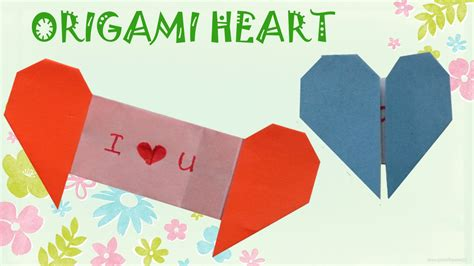 Origami Message - origami with message origami easy