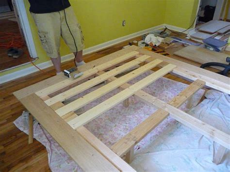 how to make your own bed frame how to build your own bed from scratch three tutorials