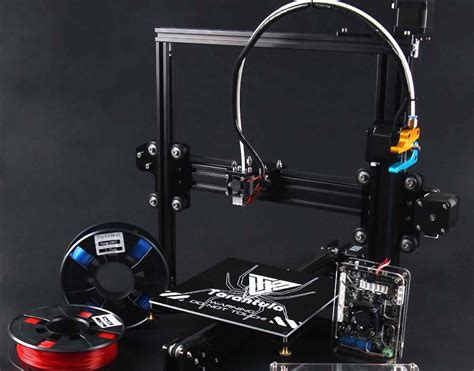 Printer 3d Tarantula tevo tarantula i3 3d printer kit 15 minute news