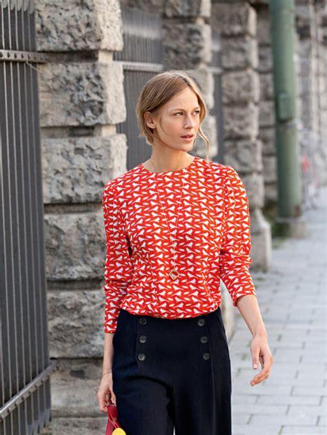 download pattern burda printed blouse 08 2012 109 sewing patterns burdastyle com