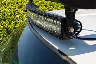 Led Light Bars On Trucks 40 Quot Road Curved Led Light Bar 240w 19 200 Lumens Led Light Bars For Trucks