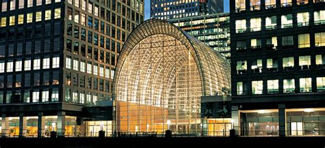east wintergarden canary wharf unique wedding venue - Winter Garden Canary Wharf