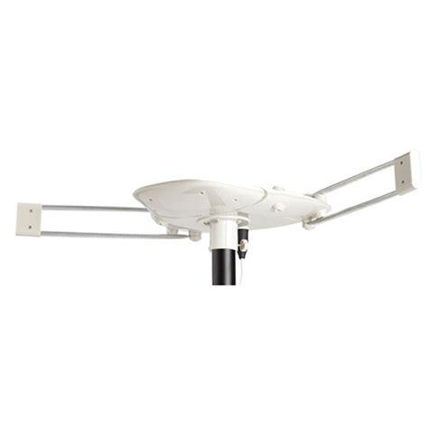 outdoor uhf vhf marine tv antenna with rotation motor ebay