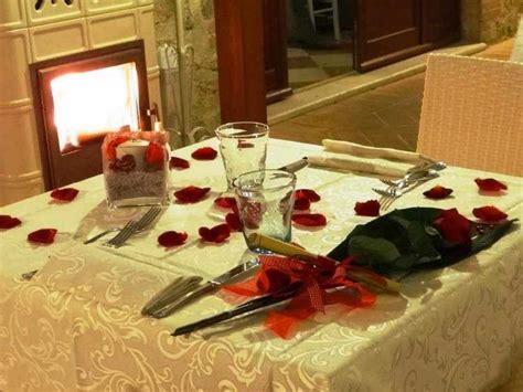 tavola per cena romantica decoracion de mesas para cenas romanticas en san valentin