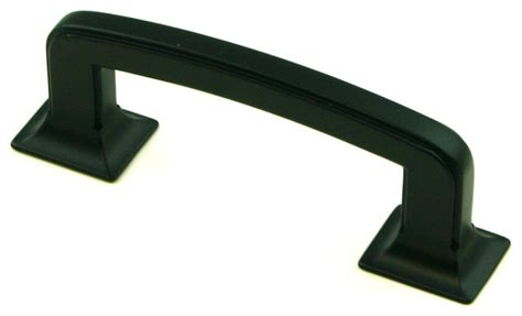 matte black kitchen cabinet pulls berenson ber 4068 1055 p matte black drawer pulls