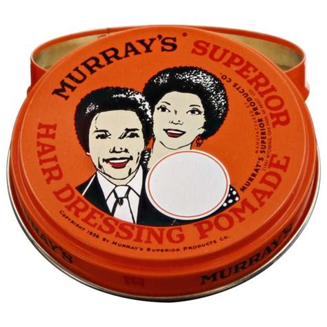 Pomade Murray S Superior Based murray s superior hair dressing pomade medium hold