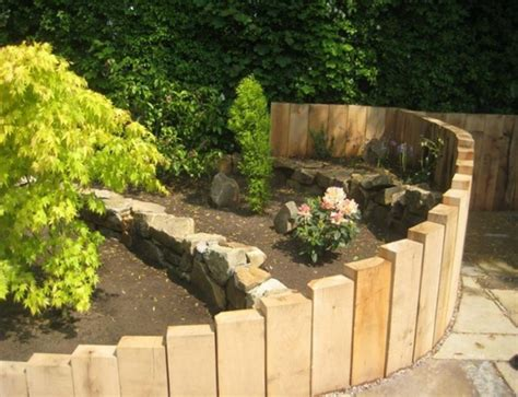 Railway Sleepers Hshire by 2014 Beauscape