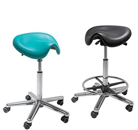 Dental Stools Ergonomic by Ergonomic Saddle Stools For Dentistry Uk Made