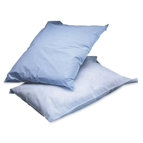 Disposable Pillow Covers by Medline Disposable Pillow Cover Miinon24346 Shoplet