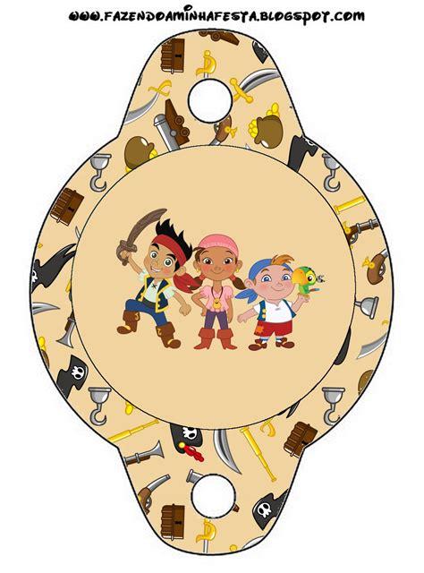 etiquetas imprimibles de jake y los piratas de nunca etiquetas imprimibles de jake y los piratas de nunca