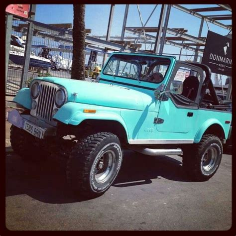 blue girly cars my kinda girly jeep love the color cars pinterest