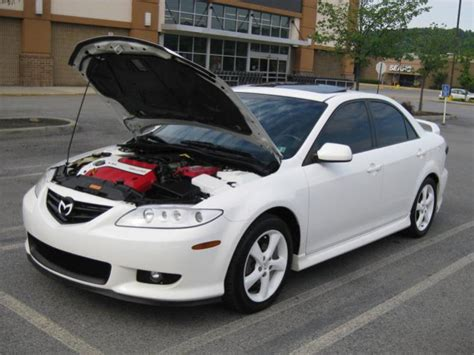 mazda 6 3 0 2004 technical specifications of cars