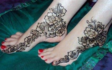 foot mehndi designs 2016 bridal foot mehndi designs