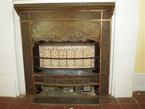 vintage glo gas fireplace insert heater patience