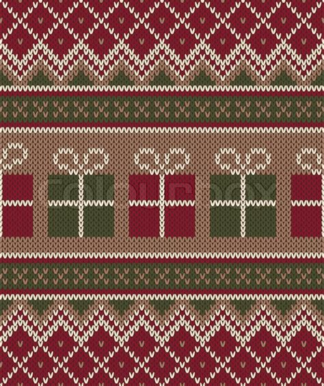 christmas knit wallpaper christmas sweater design seamless knitting pattern