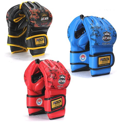 weight management boxing mma grappling boxing punch leather gloves alex nld