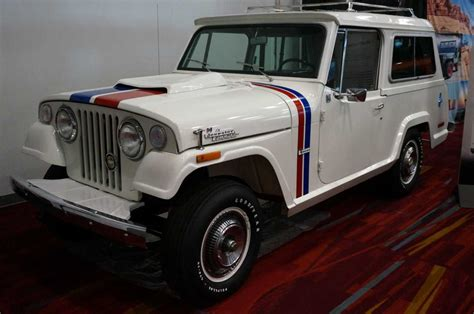 jeep commando hurst 1971 jeepster commando hurst edition quadratec