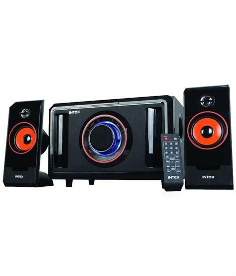 intex   sufb  multimedia speakers