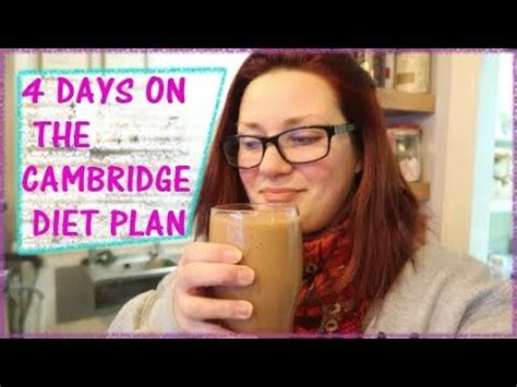 Cambridge Detox Diet by 4 Days On The Cambridge Diet Plan Results