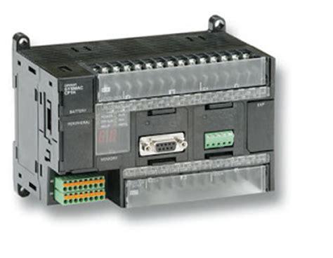 Omron Plc Cp1h Xa40dr A Cp1hxa40dra 24 Input 16 Output 100 240vac Pc85 1 milton andres hernandez plc