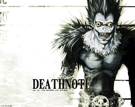 ryuk wallpaper death note pinterest