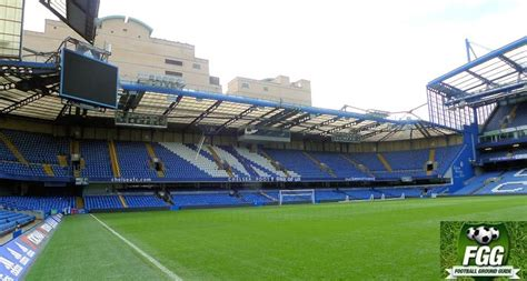 Chelsea Fc Shed End by Stamford Bridge Chelsea Fc Football Ground Guide