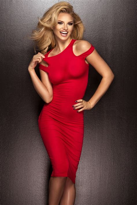 blonde bob red dress 44 best images about the red dress on pinterest sexy