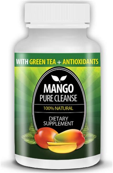Mango Burner And Detox Slimming Tea by Living Results Today Mango Cleanse Mango Extract And
