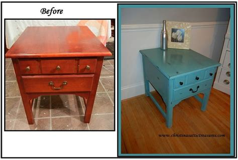 chalk paint distress before or after wax 14 best images about before and after painted furniture