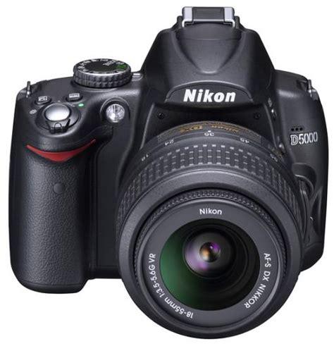 Kamera Canon Eos D5000 digitale spiegelreflex kameras profi einsteiger kameramodelle
