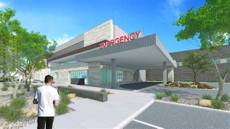 samaritan hospital emergency room exclusive hks inc to design 400m banner patient tower