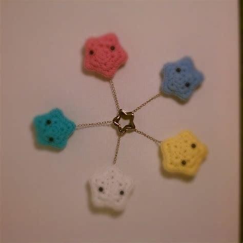 amigurumi pattern keychain star amigurumi keychains by jadetsao on deviantart