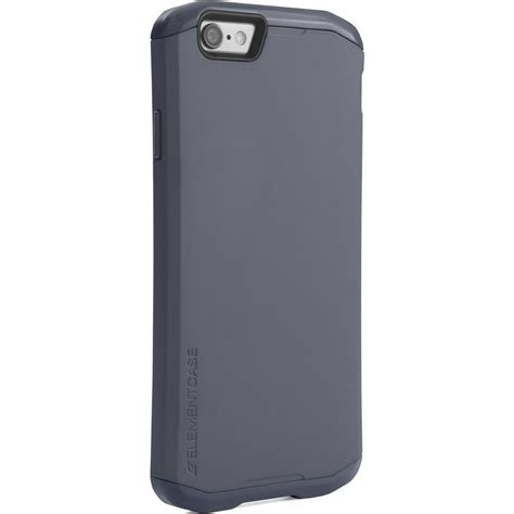 element case aura iphone   case slate blue sportique