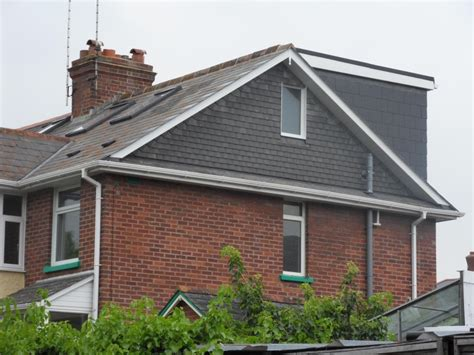 Gable Dormer Design Flat Roof And Flats On