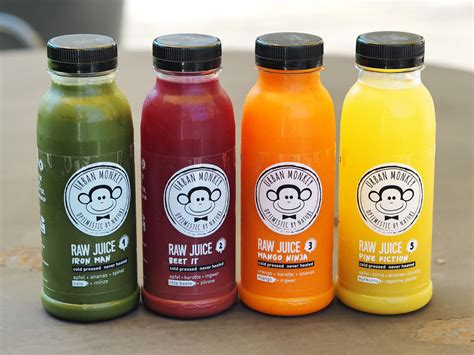 Detox Box Juice by Anzeige Monkey Detox Box Juice Cleanse Im Sommer