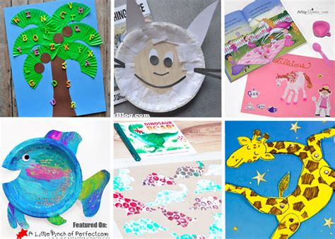 literature themed projects 19 adorable crafts to go with your kids favorite books