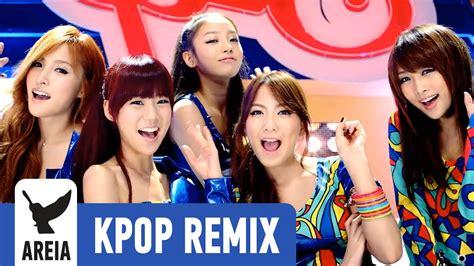 areia remix 5 kara wanna kara step areia kpop remix 79