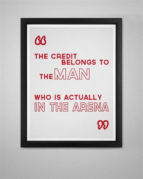 selling printable quotes on etsy man in the arena quote print by coresolutions on etsy 15