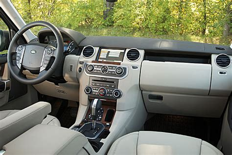 2011 Land Rover Lr4 Trims Specifications Features