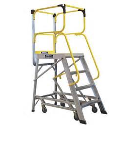 bailey 5 3m access platform 12 step fs13598 admerch