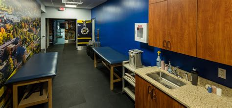 Locker Room Ma by Merrimack College Hockey Locker Rooms Channel Building