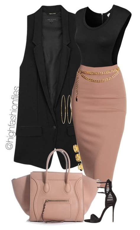 elegant   stylish polyvore outfits
