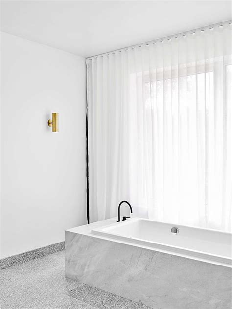 fibonacci terrazzo stone tile bathroom floor in black