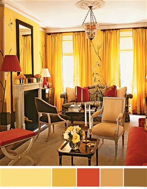 yellow colour schemes living room interior color schemes yellow green decorating paint colors brown living rooms and